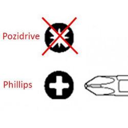 Embout Phillips - Outillages & Accessoires