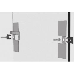SpringLOCK ® pour Dibond - Accrochage Mural