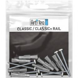 Fixation pour Classic Rail / Classic Rail Plus - Accrochage par câbles