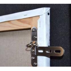 Bras Amovible de 100 mm pour pontet KOA - Crochets & Platines MRT