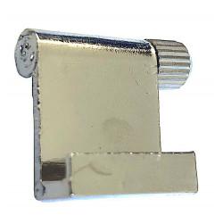 Crochet cadre Aluminium sur câble - Accrochage par câbles