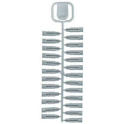 Cheville multi-matériaux polyéthylène - Outillages & Accessoires