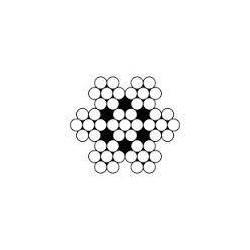 Câble Ball 5 - Noir mat - Accrochage par câbles