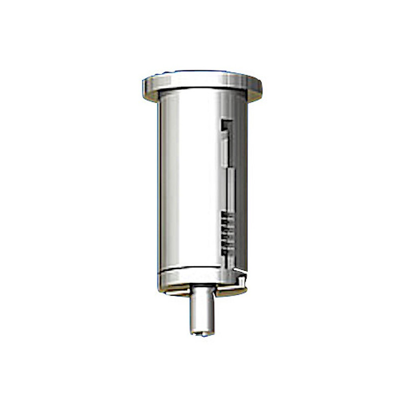 Grippeur plafond cylindrique pour câble - Accrochage par câbles